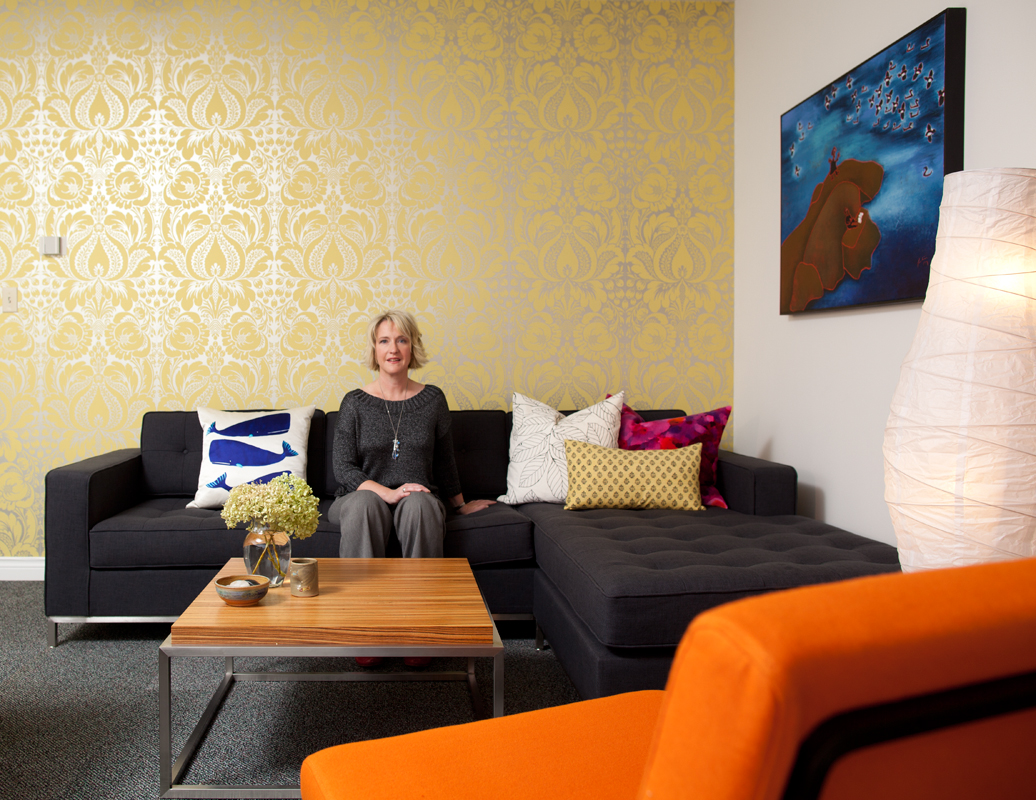 Design Therapy A Radical Interior Design Makeover Of Dr Walshs