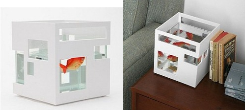 Photo: Submitted u0027FISH HOTELu0027 designed by Canadian Industrial Designer,  Teddy Luong for Umbra.