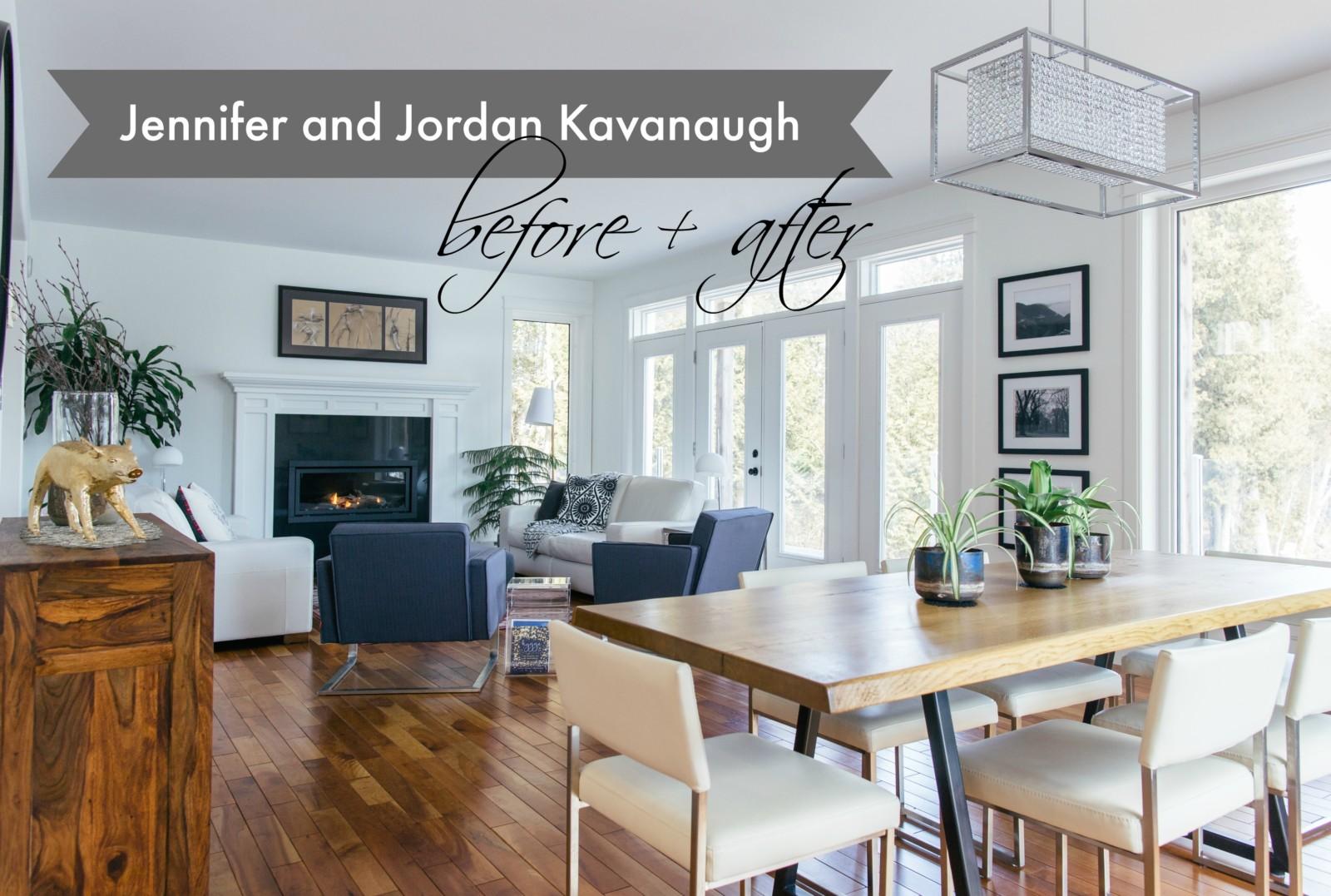 Jennifer And Jordan Kavanaugh Residence This Riverfront Property Is