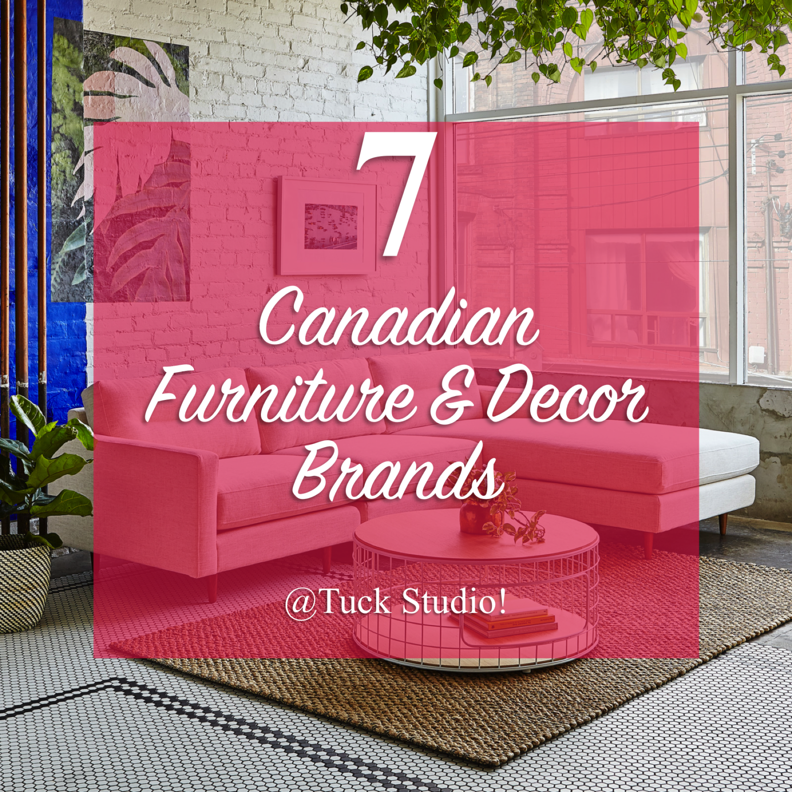 Oh Canada 7 Canadian Furniture Home Decor Brands Available At