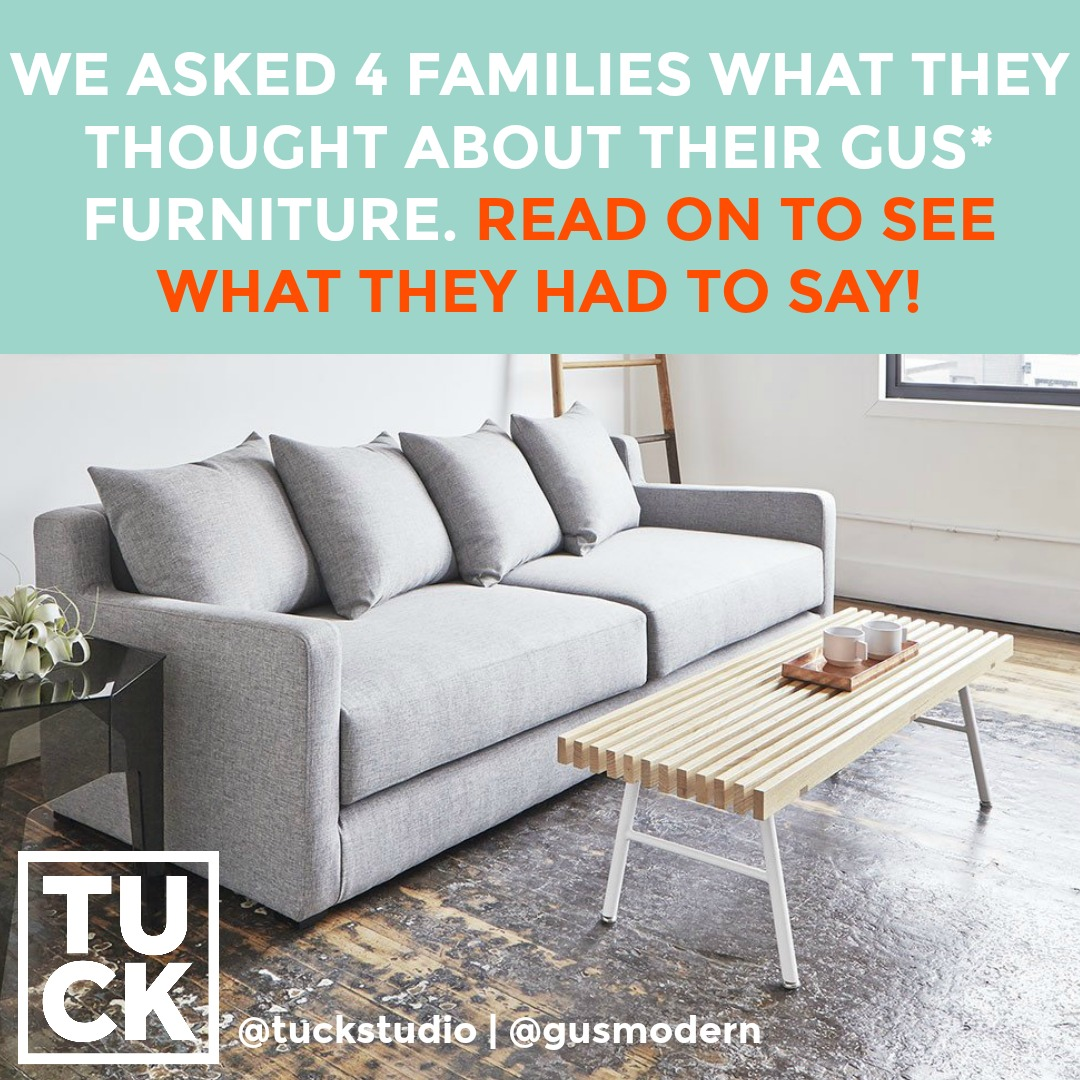 Terrific 4 Families Review Gus Modern Furniture Tuck Studio In Ibusinesslaw Wood Chair Design Ideas Ibusinesslaworg