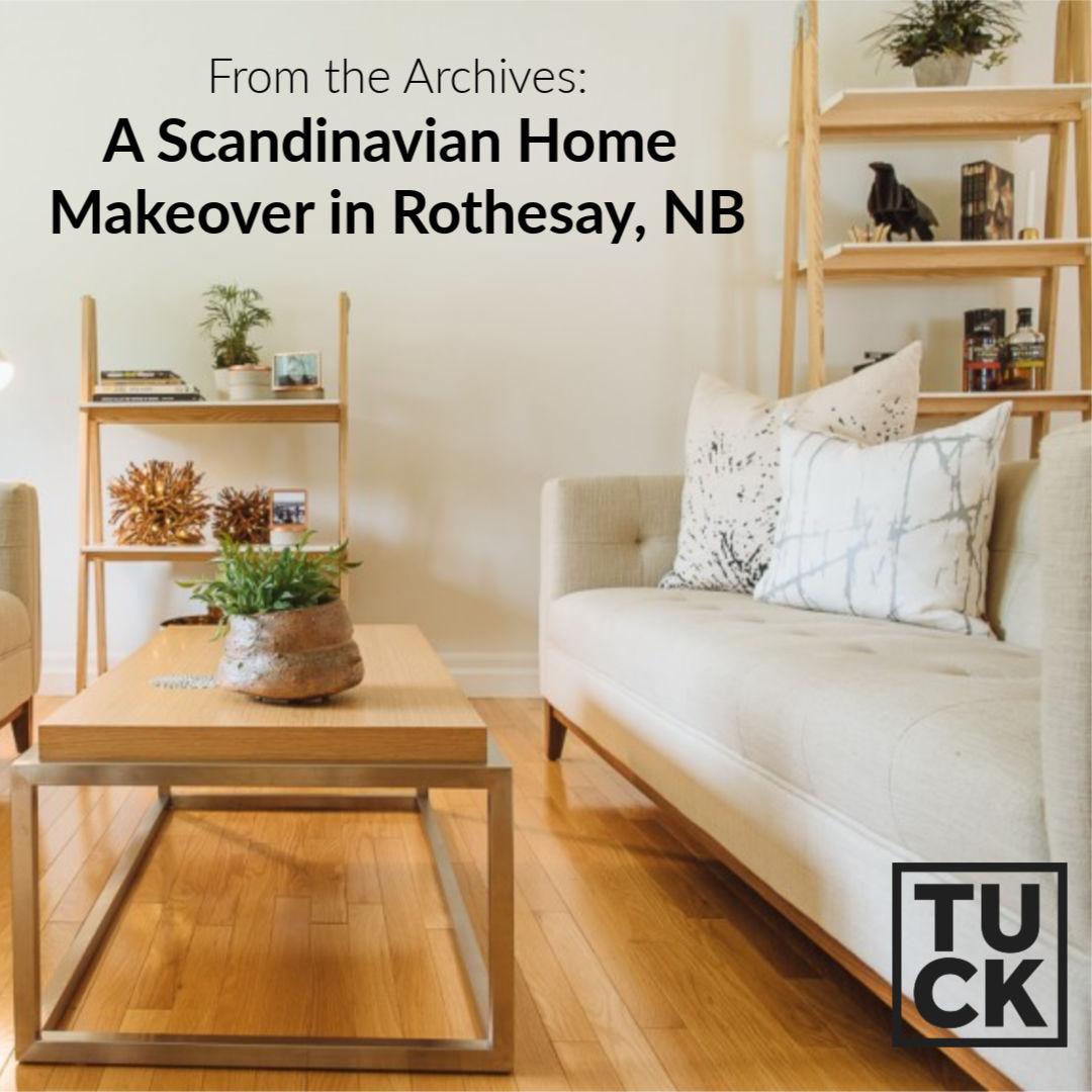 Scandinavian Home Makeover